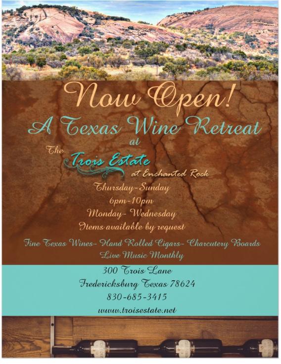 Texas Wine Retreat
